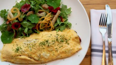 Why Antler's mushroom omelette is an essential Toronto dish