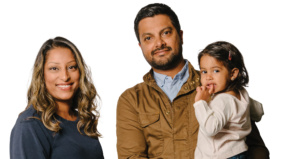 The Chase: A family of four searches for a home in Scarborough, where mom grew up