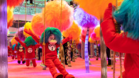 A look inside Square One's super-immersive, super-Instagrammable Dr. Seuss experience