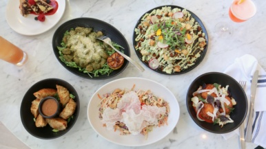 What's on the menu at Lov, the first Toronto location of Montreal's popular plant-based restaurant