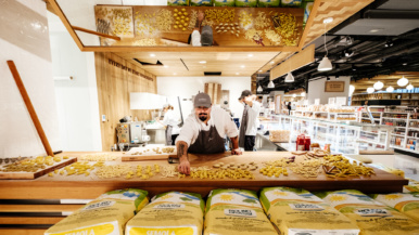 Inside Eataly Toronto, the new 50,000-square-foot location of the long-awaited Italian food emporium