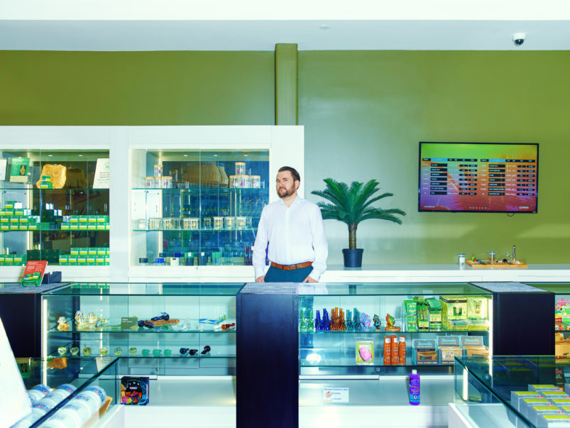 Opening a cannabis store was my ticket to riches—how hard could it be?