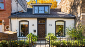 Sale of the Week: $1.4 million for a recently reno'd 19th century Moss Park cottage