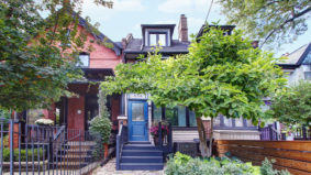 $1.25 million for a Moss Park semi with a super-cozy vibe