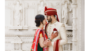 Real Weddings: Inside an elaborate Indian-Canadian wedding with two ceremonies