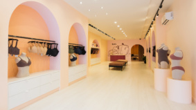 A look inside Knix's new curve-friendly lingerie shop on Queen West