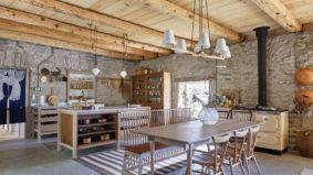 How Mjölk's founders turned a rundown farmhouse into a quaintly gorgeous hideaway