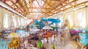 Why One Family Can't Get Enough of Great Wolf Lodge