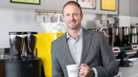 Q&A: Steven Pelton, the CEO of Second Cup, on the coffee chain's move into cannabis
