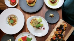 What's on the menu at Avelo, a new place for fancy plant-based tasting menus