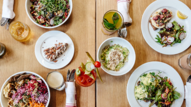 What's on the menu at Kupfert & Kim's Bistro, the plant-based brand's first full-service restaurant, in Yorkville