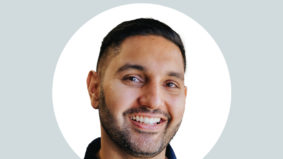The Upstart: Karn Saroya, co-founder of Cover, who's trying to make insurance painless