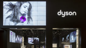 High Tech Test-Driving at Dyson Demo Yorkdale