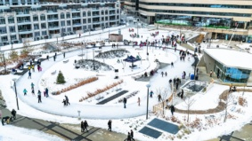 The best places to skate in Toronto this winter