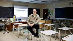 "The Ford Fallout: ""I teach history to 36 students in a room built for 30"""