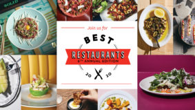 Limited early-bird tickets for Toronto Life's Best Restaurants 2020 event on sale now