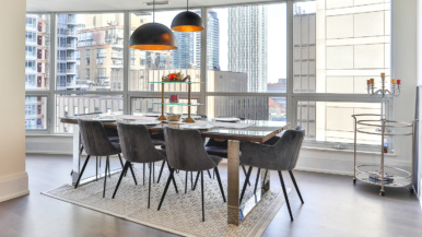 Condo of the Week: $3 million for a swanky Yorkville apartment with valet parking