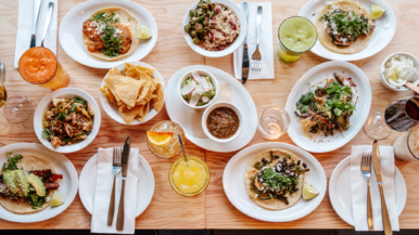 What's on the menu at Tacos Rico, the new plant-based taco joint from the Grand Electric team