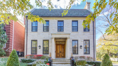 Sale of the Week: $4.6 million for a Forest Hill home with a walnut-panelled office