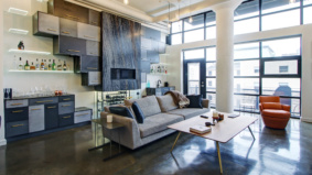 Condo of the Week: $2.35 million for a Corktown loft with a restaurant-style vibe
