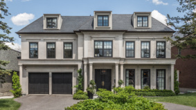 House of the Week: $10.5 million for a newly built Lawrence Park home with a resort-like backyard