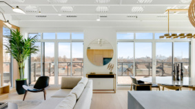 Condo of the Week: $2.8 million for a Junction Triangle penthouse with a rooftop putting green