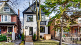 House of the Week: $3 million for a recently reno'd Christie Pits home from 1906