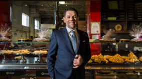 """Rituals: Mohamad Fakih wakes up at 4:30 a.m. """"Everyone says it's unhealthy, but I'm wired that way"""""""