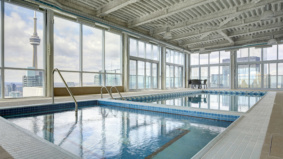 Condo of the Week: $7.25 million for a Waterfront penthouse with a private indoor pool