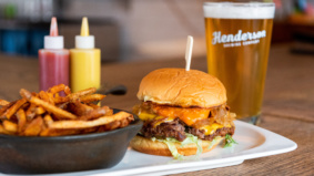 What's on the menu at Bar*Q, Barque Restaurant's new burger joint on Roncesvalles