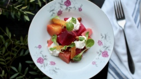 What's on the menu at Le Phénix, a French pop-up restaurant from the Chantecler team