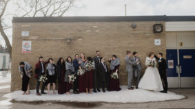 Real Weddings: Inside a beautifully thoughtful celebration that went back to where it all began