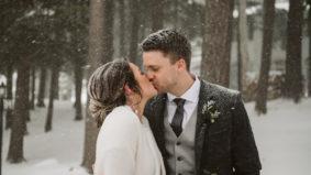 Q&A: Emma Gibbs on wintertime wedding magic at the Sherwood Inn