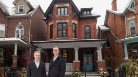 Before and After: How a real estate agent and an executive reno'd a 19th-century Victorian