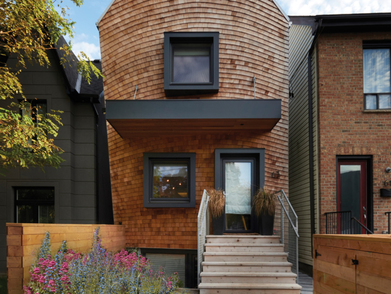 Green Design: This Leslieville infill is 1,800 square feet of energy-efficient perfection