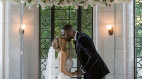 Real Weddings: Inside an ex-Raptor's lavish party at Casa Loma