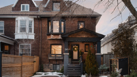 House of the Week: $2.5 million for a restored century-old home in Dufferin Grove