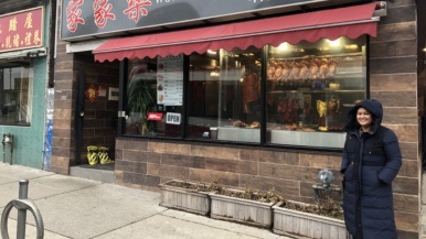 Where chef Nuit Regular eats eggs Benedict, Peking duck and butter tarts in East Chinatown
