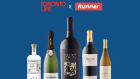 Get our favourite bottles delivered right to your door with the <em>Toronto Life</em> x Runner Storefront