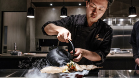 What's on the menu at Hana, Yorkville's fancy new kaiseki restaurant