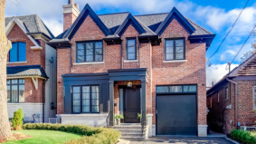 House of the Week: $4.3 million for a newly built Leaside home with a 1,000-bottle wine cellar
