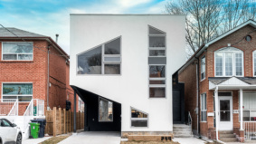 House of the Week: $1.9 million for a modern Parkdale home with a quirky design
