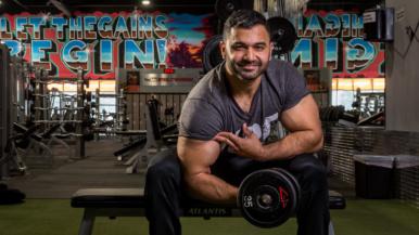 """I'm buying a $250,000 McLaren this summer"": How Rizwan ""Sunny"" Rabbani created a multi-million-dollar fitness business on YouTube"
