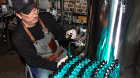 """""""It's our way of helping"""": Spirit of York CEO Gerry Guitor on turning his distillery into a hand sanitizer factory"""