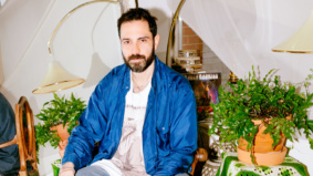 Inside the zany closet of accessories purveyor Zane Aburaneh, with Lionel Richie sweatpants, baby shoes and lots of vintage