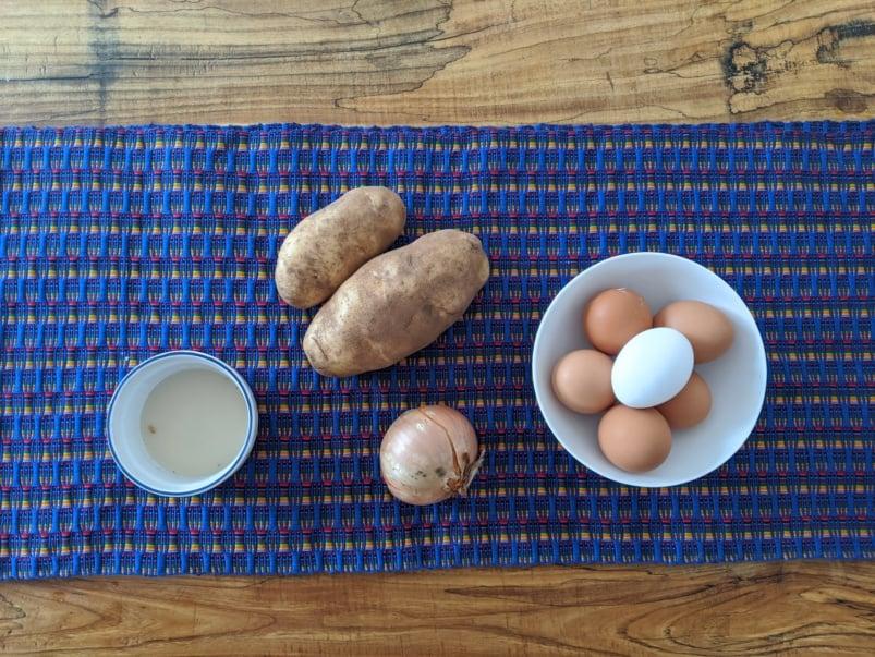 Quarantine Cuisine: How Marben chef Chris Locke makes a bacon-y take on a Spanish tortilla