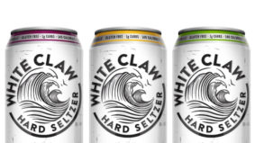 """Keep it cold or sip it quick"": A can-by-can review of White Claw, which was just released in Canada"