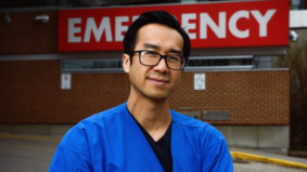 """""""You have minutes, maybe seconds, to get it right, or they'll die"""": A doctor describes what it's like in hospital emergency rooms during Covid-19"""