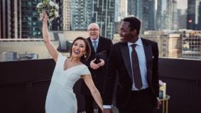 <em>Toronto Life'</em>s top Real Weddings of 2020