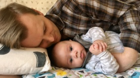 """""""I haven't held my baby in a month"""": Councillor Joe Cressy is living apart from his family while he fights on the front lines"""